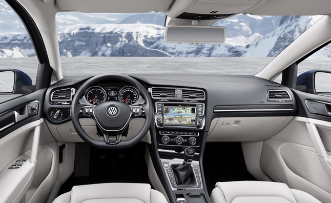 2014 Volkswagen Jetta SportWagen New Photos, Interior Revealed