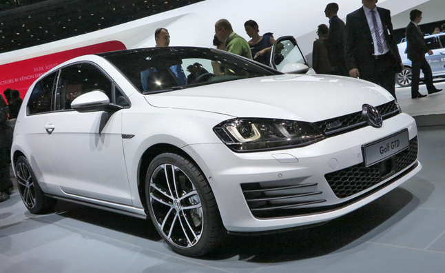 2014 volkswagen golf gtd is a diesel hot hatch headed to. Black Bedroom Furniture Sets. Home Design Ideas