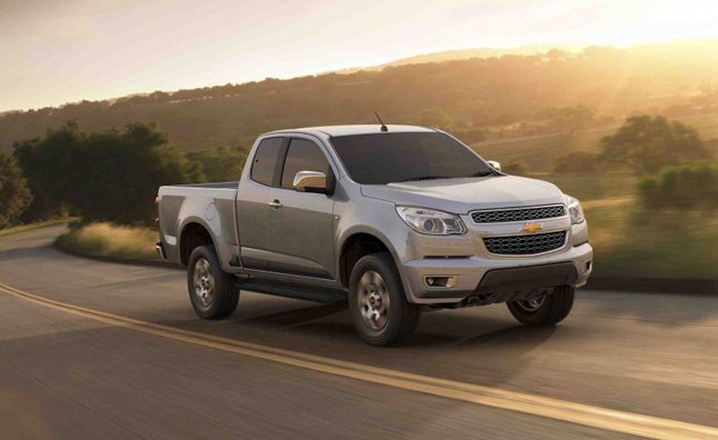 New Gm Mid Size Trucks Coming In 2014 Exec Says