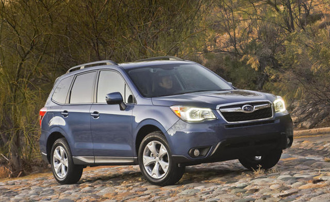2014 subaru forester recalled for curling floor mats. Black Bedroom Furniture Sets. Home Design Ideas