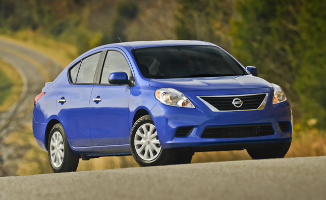 Great 2014 Nissan Versa Sedan Keeps Price, Gains Equipment