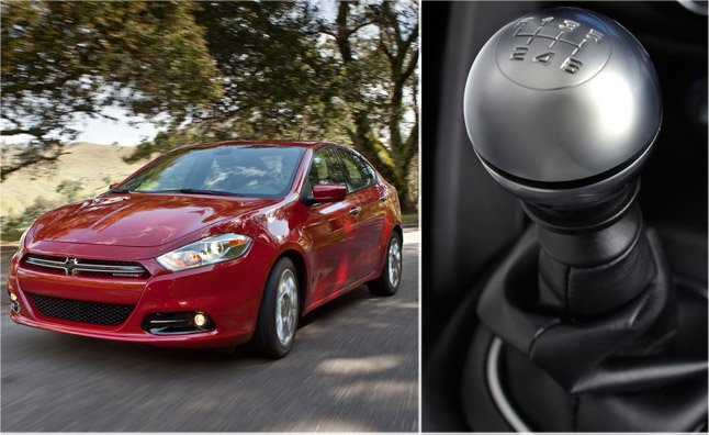 2013 dodge dart manual transmission fluid