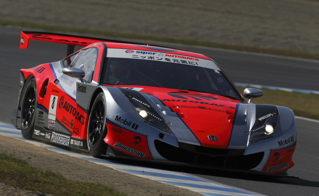 Honda Hsv 010 Gt Race Car To Be Replaced By Nsx Concept Next Year