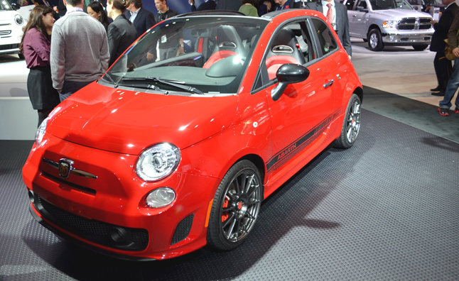Fiat 500 Abarth to get Automatic Transmission » AutoGuide.com News