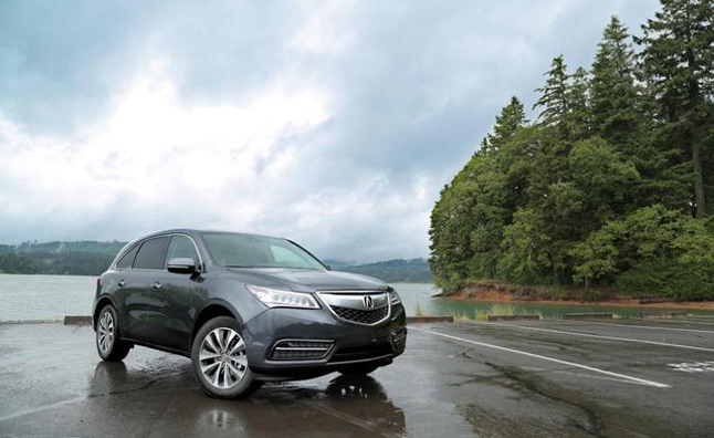 2014 acura mdx priced from 43 185 mercedes benz forum. Black Bedroom Furniture Sets. Home Design Ideas