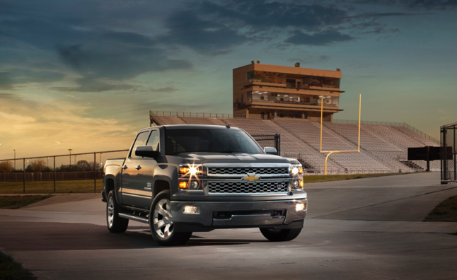 between trucks and Texans, Chevy has released the 2014 Silverado Texas