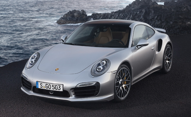 2017 Porsche 911 Turbo S Revealed 0 60 In 2 9 Seconds