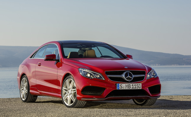 No Mercedes E-Class Coupe AMG a Mistake: Product Manager ...