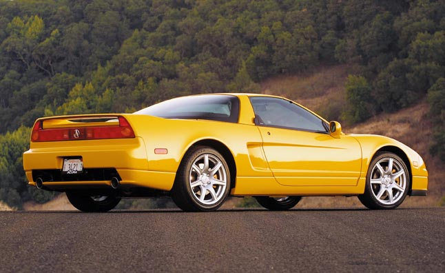 Awesome 2005 Acura NSX