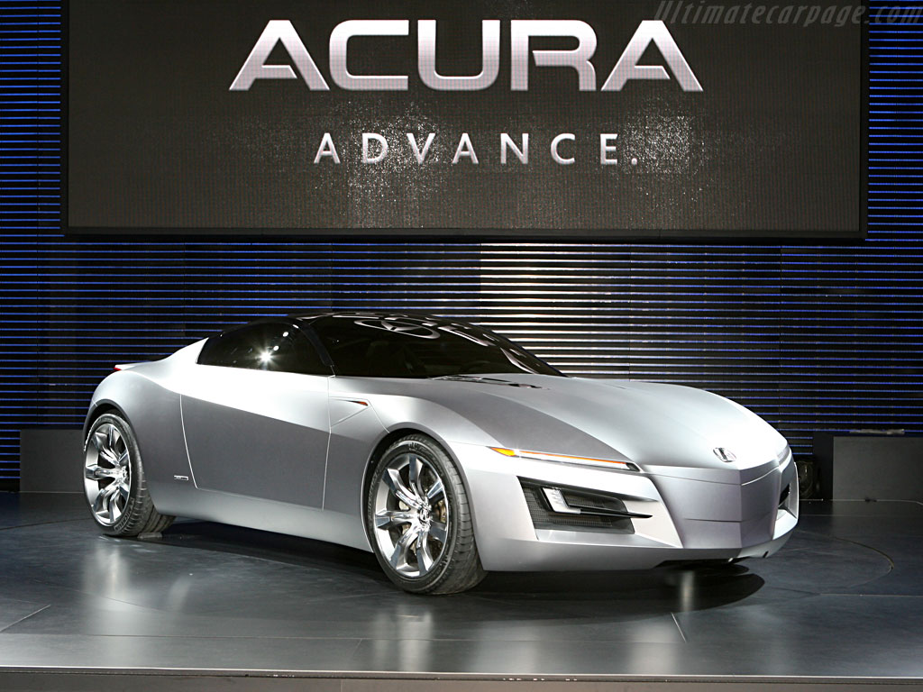 New Acura NSX Sports Car