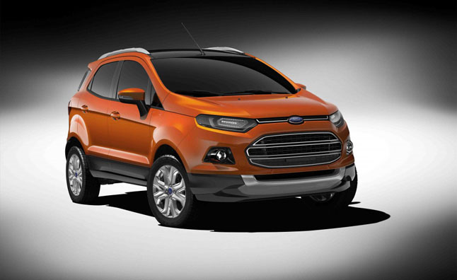 Ford Utility Vehicles Ford Looks to Small Utility