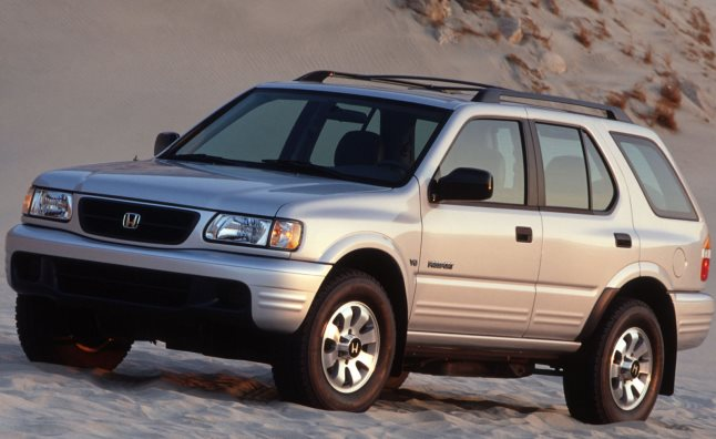 Honda-Passport