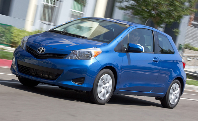 2014 Toyota Yaris Priced From 15 225 187 Autoguide Com News