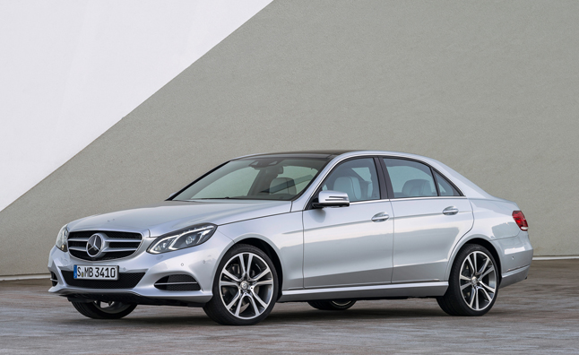 2014 mercedes e class sedan pricing announced at 52 325. Black Bedroom Furniture Sets. Home Design Ideas