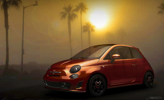 fiat 500 turbo cattiva is headed for production news. Black Bedroom Furniture Sets. Home Design Ideas