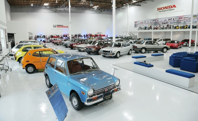 Touring The Honda America Museum Video News