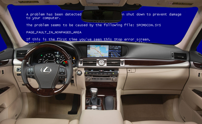 Tech support how lexus is helping customers understand for Mercedes benz technical support
