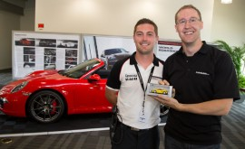 porsche world roadshow colum wood