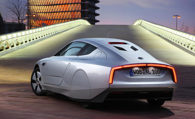 Volkswagen Xl1 Could Spin Off Into Xr1 Sports Car
