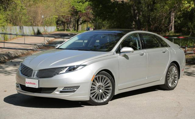 2014 lincoln mkz hybrid production to double news. Black Bedroom Furniture Sets. Home Design Ideas