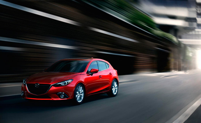 Amazing 2014 Mazda3 Hatchback Officially Rated At 40 MPG Highway