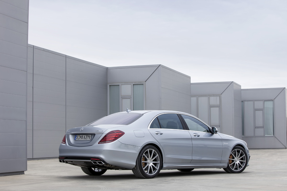 2014 mercedes s63 amg 4matic a 577 hp luxo bruiser for Mercedes benz s 63 amg