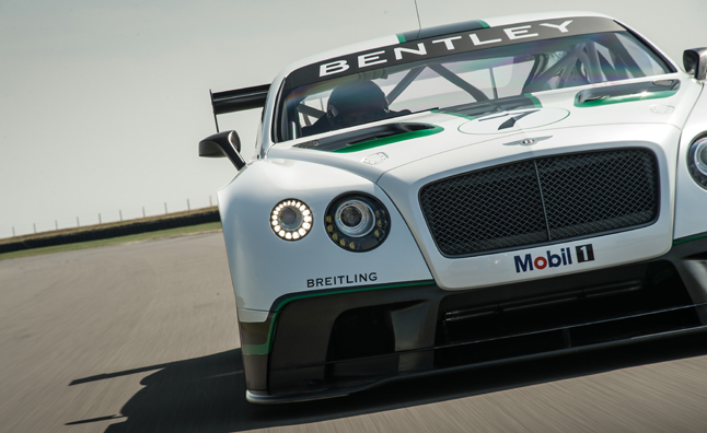 Bentley Continental Gt3 Sheds Over 2 000 Pounds Makes 600