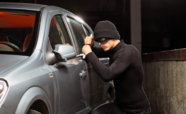 Nearly Half Of All Stolen Vehicles Remain Unrecovered