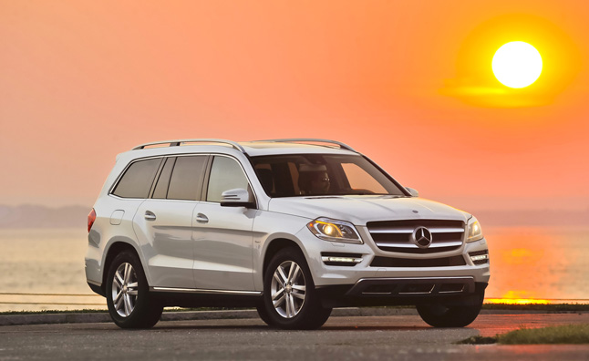Five point inspection 2013 mercedes benz gl350 bluetec for Mercedes benz inspection cost