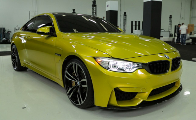 Bmw Concept M4 Coupe Video First Look Autoguide News