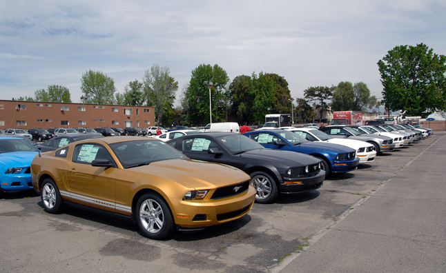 Genesis Auto Sales >> Older Drivers Most Likely to Buy a New Car: Study ...