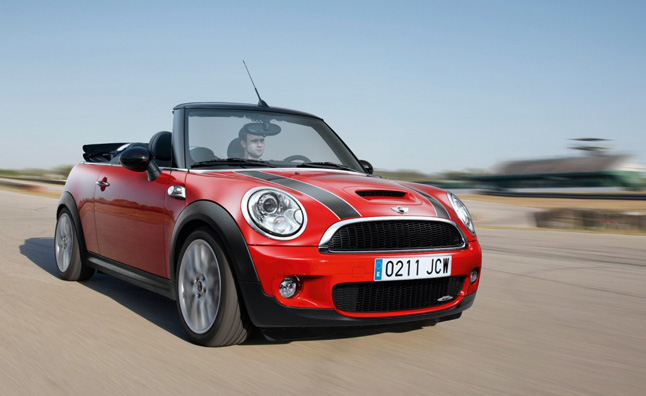 Top 10 Cheapest Convertibles