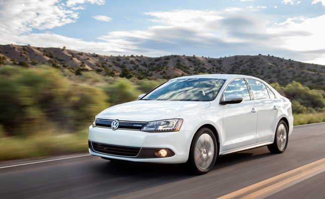 2014 Volkswagen Jetta Priced From $17,540