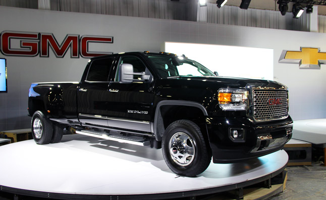 Alongside its stablemate the Silverado HD, the new 2015 GMC Sierra HD