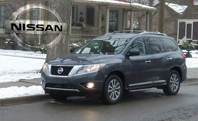 2013 Nissan Pathfinder, Infiniti JX Under Safety Probe