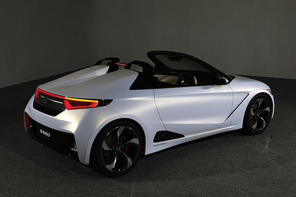 02 Honda Will Also Show Its Nsx Sports Car