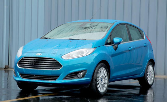 2014 ford fiesta 1 0l ecoboost gets 32 45 mpg rating. Black Bedroom Furniture Sets. Home Design Ideas
