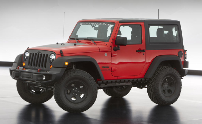 2016 Jeep Wrangler May Ditch Solid Axles AutoGuide News