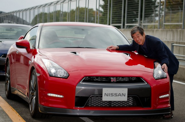 Kazutoshi Mizuno: The Man in Front of GT-R