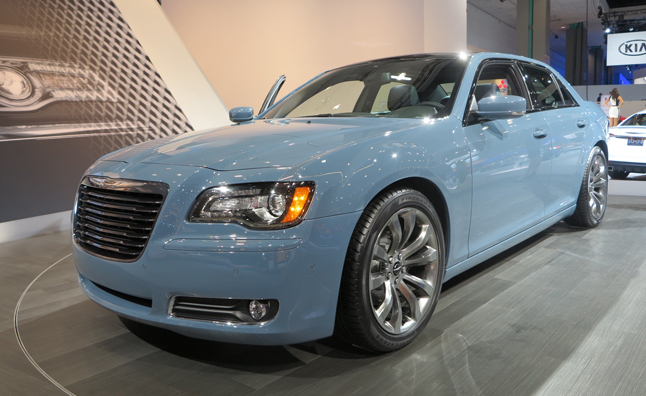 Beats By Dre Light Blue 2014 Chrysler 300S Bri...