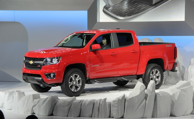 2015 Chevy Colorado Reignites Midsize Trucks with Diesel Power