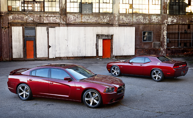 Dodge Charger Challenger Limited Editions Mark 100 Years