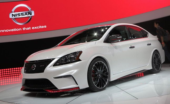 Nissan Sentra Nismo Concept Gives Enthusiasts 110 More