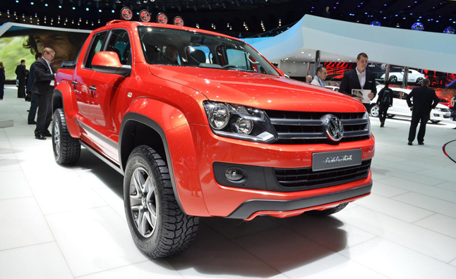 mercedes benz forum volkswagen amarok could head to us if truck tariff ends. Black Bedroom Furniture Sets. Home Design Ideas