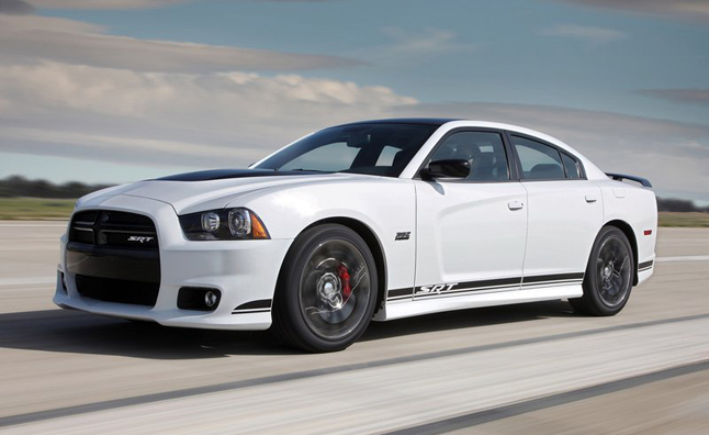 Nice 4. Dodge Charger SRT8 U2013 4.4 Seconds