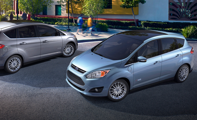 2014 ford c max hybrid getting improved mpg news. Black Bedroom Furniture Sets. Home Design Ideas
