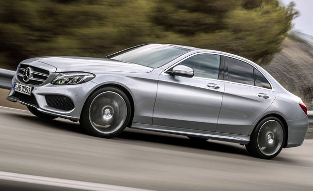2015 Mercedes C Class Gets More Power And Style