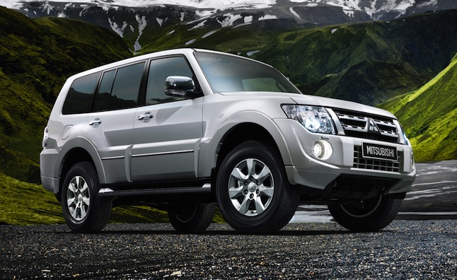mitsubishi president wants pajero plug in hybrid for us news. Black Bedroom Furniture Sets. Home Design Ideas