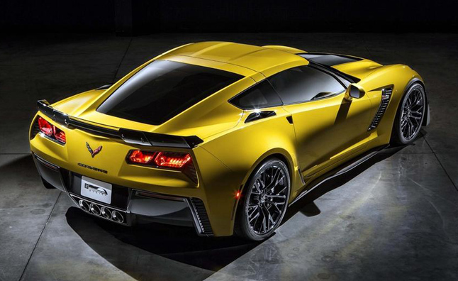 Watch the 2015 Corvette Z06 Debut Live Streaming Online ...