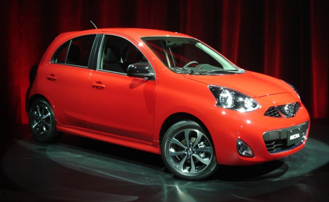 2015 nissan micra city car unveiled for canadian market mercedes benz forum. Black Bedroom Furniture Sets. Home Design Ideas